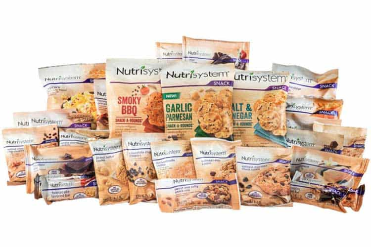 NutriSystem – Weight Loss Plan